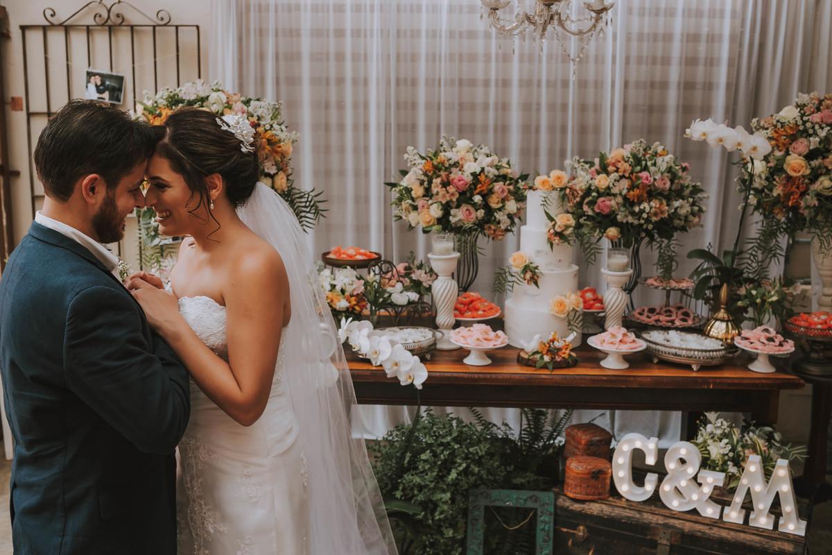 Casamento Ana E Marcos Flores Na Varanda