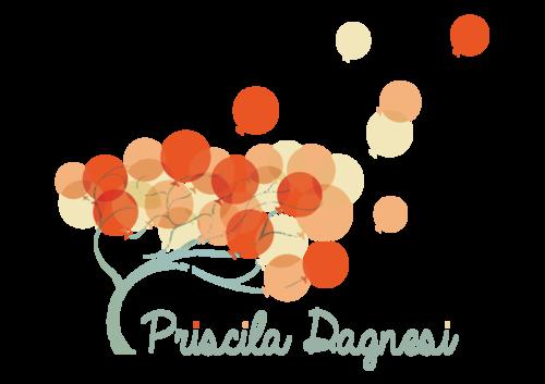 Logotipo de Priscila Dagnesi