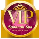 Logotipo de kabanah spa
