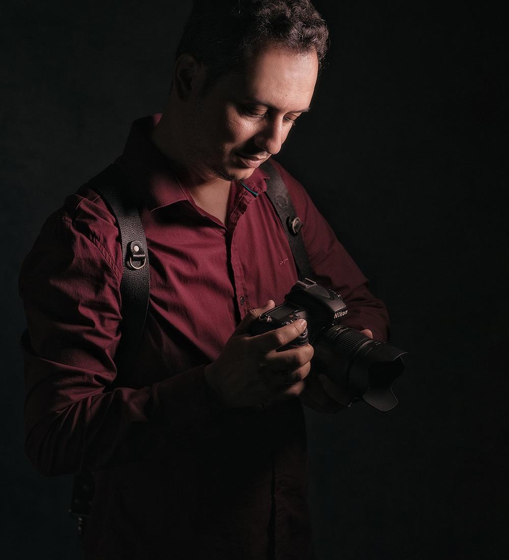 Sobre SERGIO ANDRADE | Fotógrafo de Casamento e Família