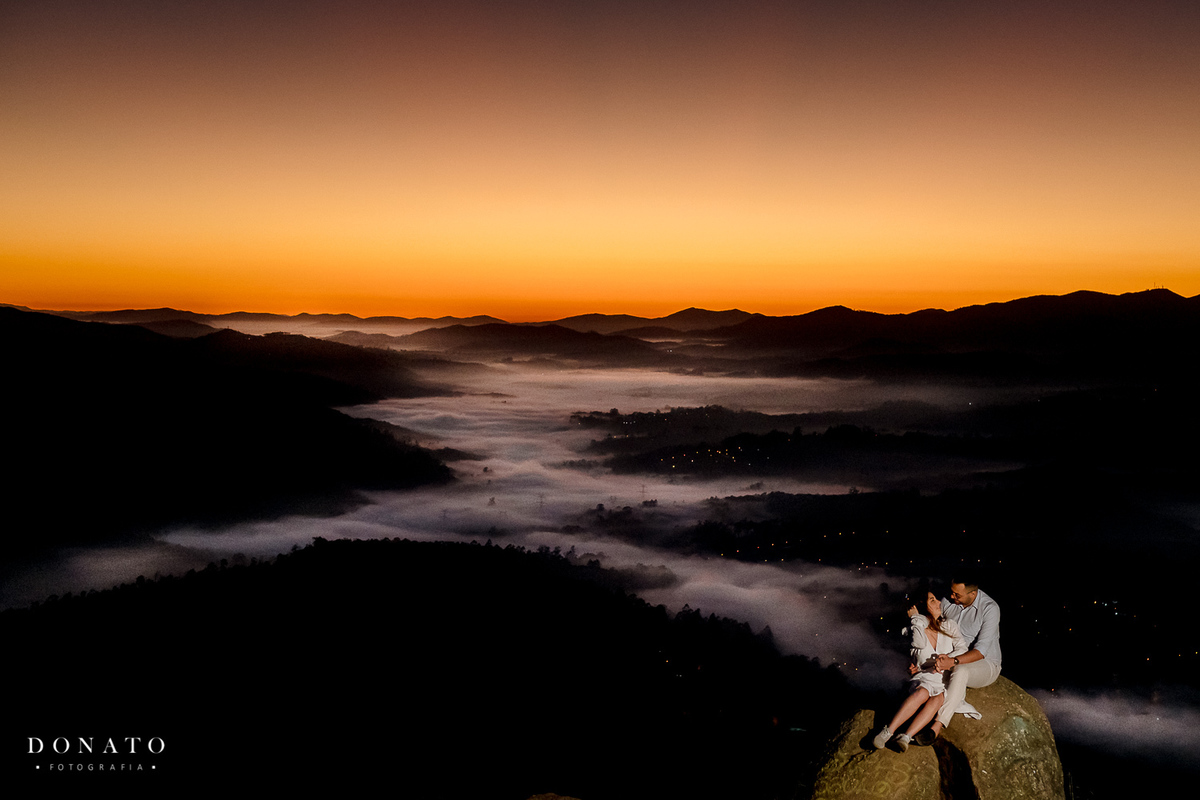 Imagem capa - PRÉ WEDDING NO NASCER DO SOL - GABRIELA E FELLYPE por Leandro Donato Fotografia