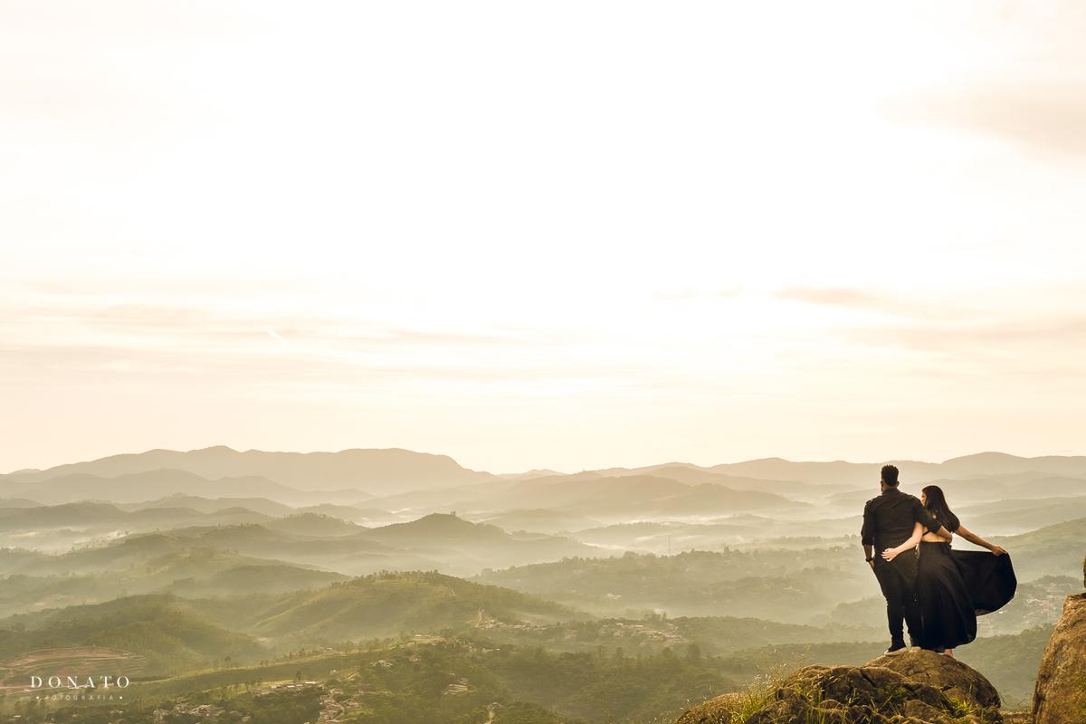 Imagem capa - Ensaio pré wedding - Marina e Denilton por Leandro Donato Fotografia