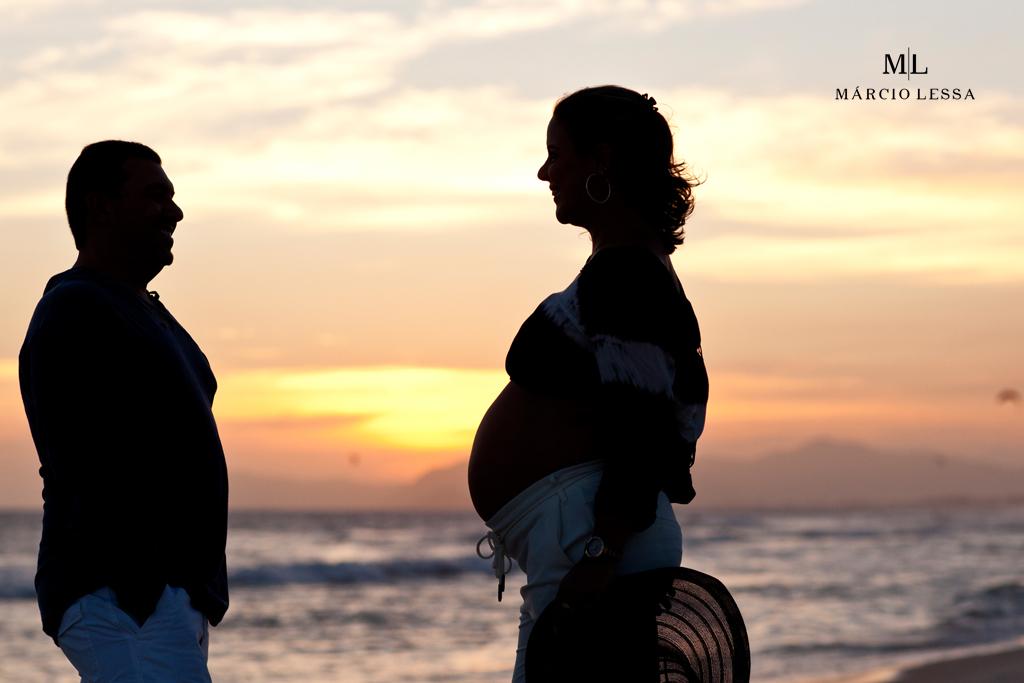 Ensaio de Gestante e Família por Márcio Lessa   Fotografia