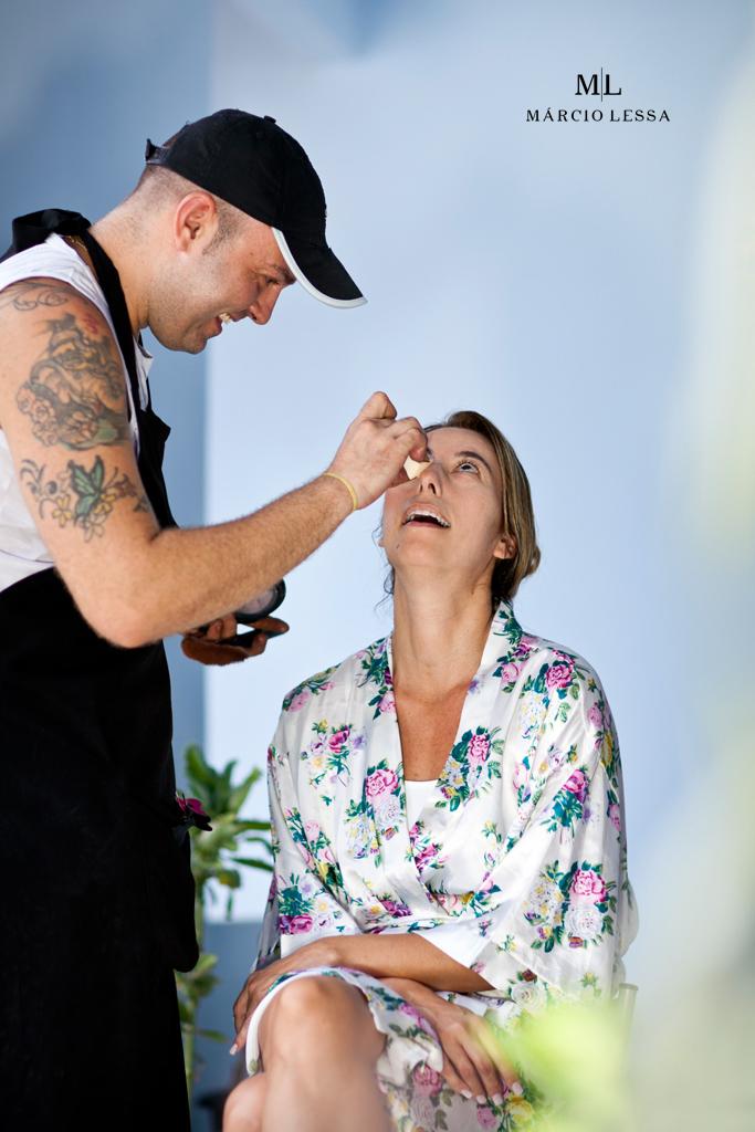Making of bride | Casamento na Lofty Kingdom Eventos, Rio de Janeiro, RJ, por Márcio Lessa | Fotografia