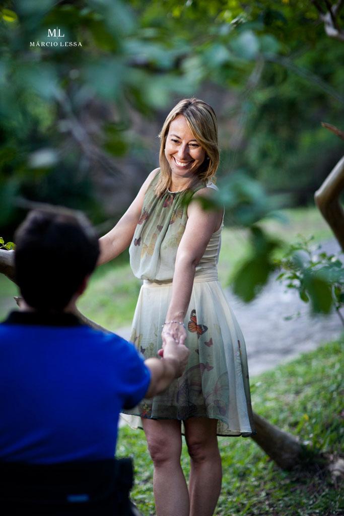 Ela disse sim! Pre-Wedding no Parque Penhasco Dois Irmãos, Leblon, Rio de Janeiro, RJ, por Márcio Lessa | Fotografia