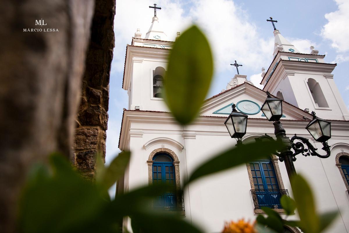 Igreja Nossa Senhora da Conceição na Gávea