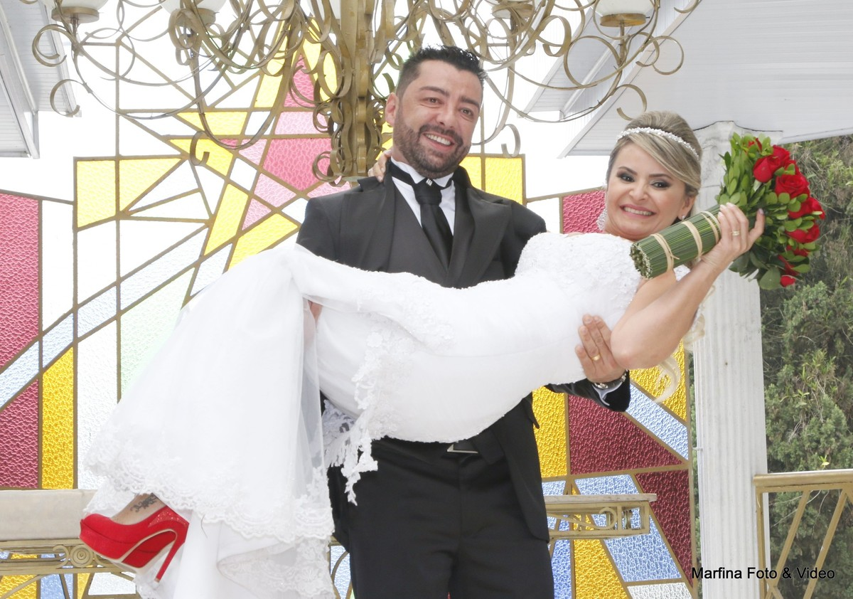 Foto de Casamento Anderson e Neide