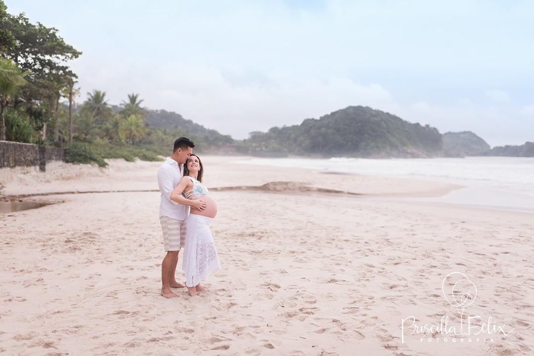 foto de grávida SP
