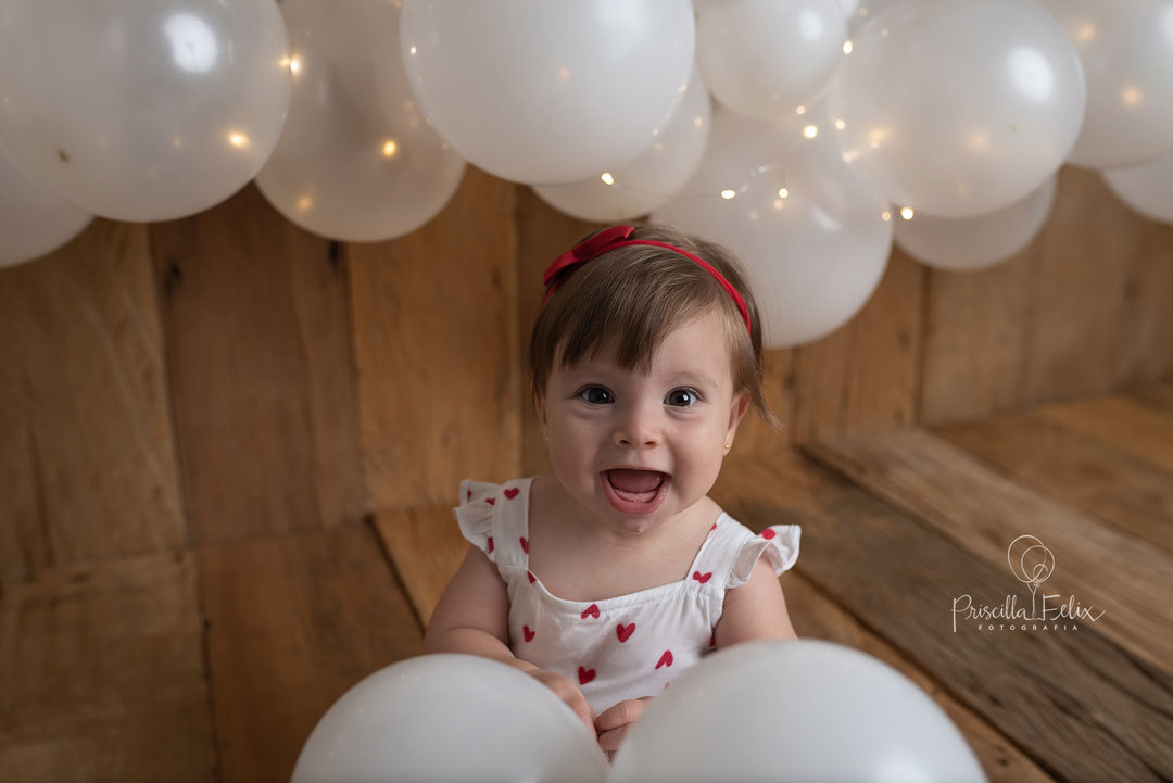 fotografia de bebê