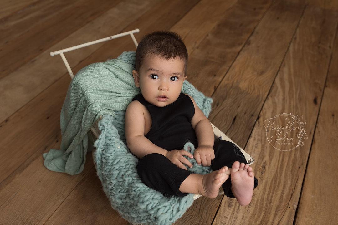 fotografia especializada em bebê