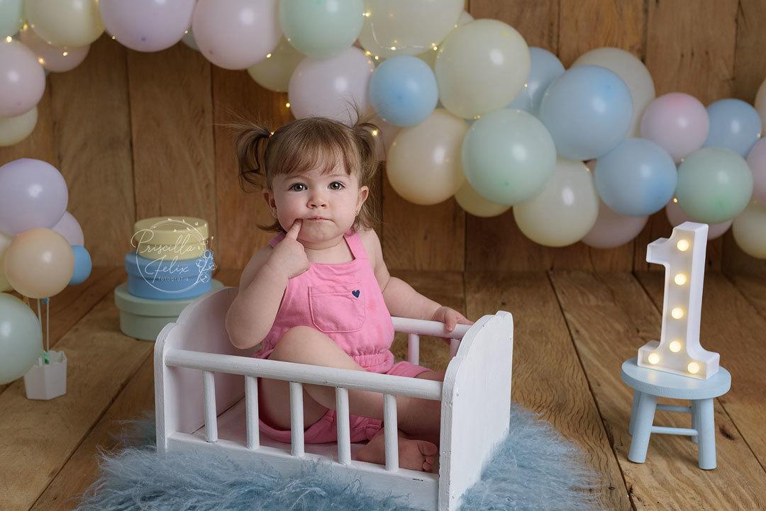 foto de bebê SP