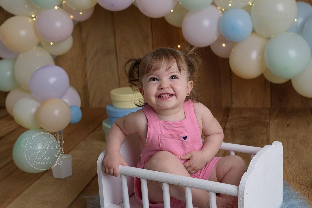 foto de bebezinha