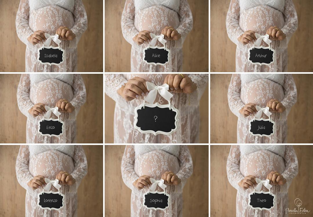 Imagem capa - A escolha do nome do bebê por PRISCILLA FELIX FOTOGRAFIA