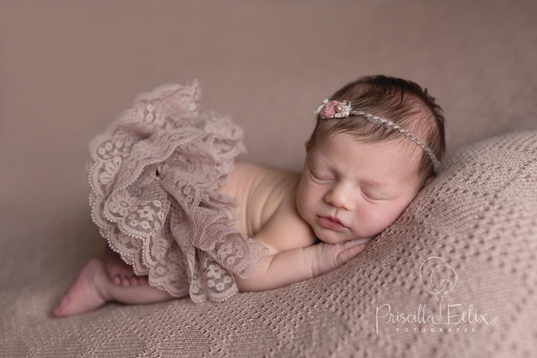 Imagem capa - Orientações para o Ensaio Newborn por PRISCILLA FELIX FOTOGRAFIA