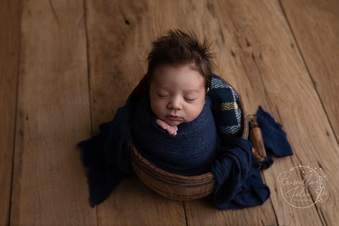Imagem capa - Newborn - O ensaio do recém-nascido! por PRISCILLA FELIX FOTOGRAFIA