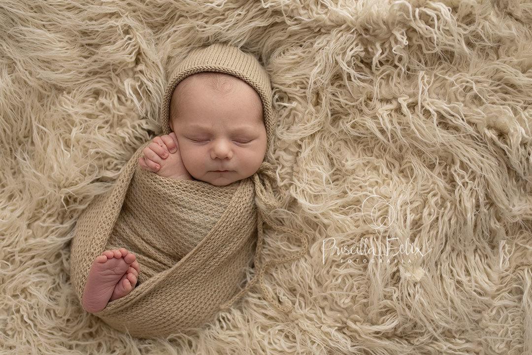 Imagem capa - Newborn - Foto Bonita é Foto Segura por PRISCILLA FELIX FOTOGRAFIA