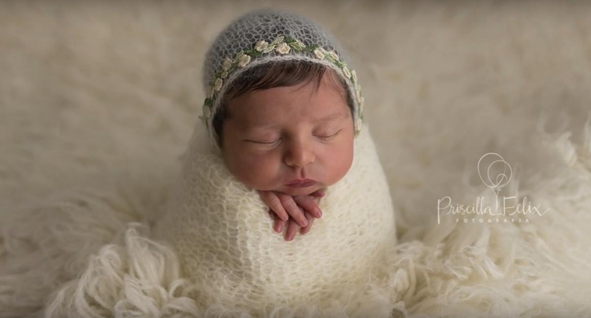 Imagem capa - Ensaio Newborn e recadinho para a Julia por PRISCILLA FELIX FOTOGRAFIA
