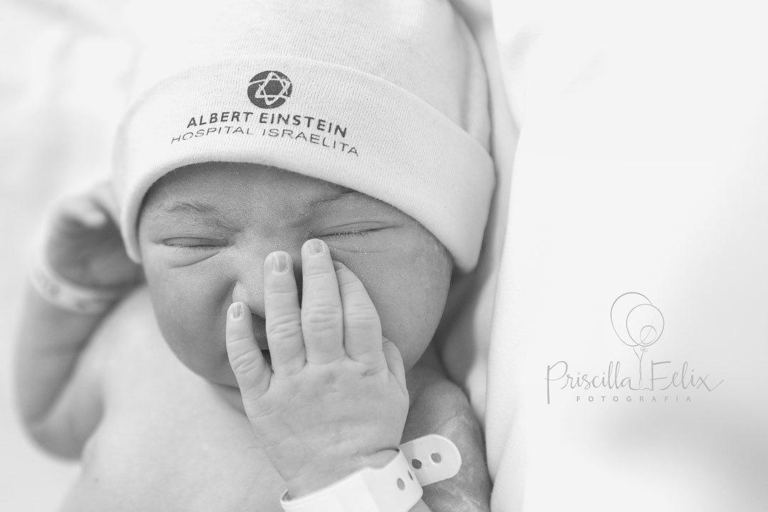 Imagem capa - Testes que todo Recém-Nascido precisa fazer por PRISCILLA FELIX FOTOGRAFIA