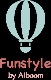 Logotipo de FunStyle by Alboom