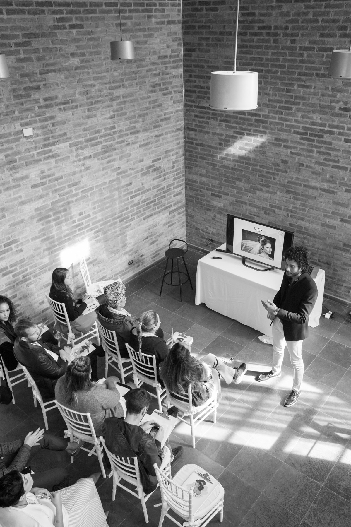 Foto de workshop #bridebydiegoqz