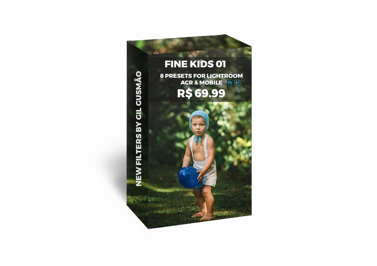 Imagem capa - FINE KIDS - 01 por Gilvanio Gusmão de Souza