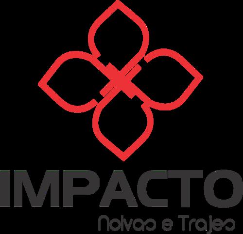 Logotipo de Impacto Noivas e Trajes