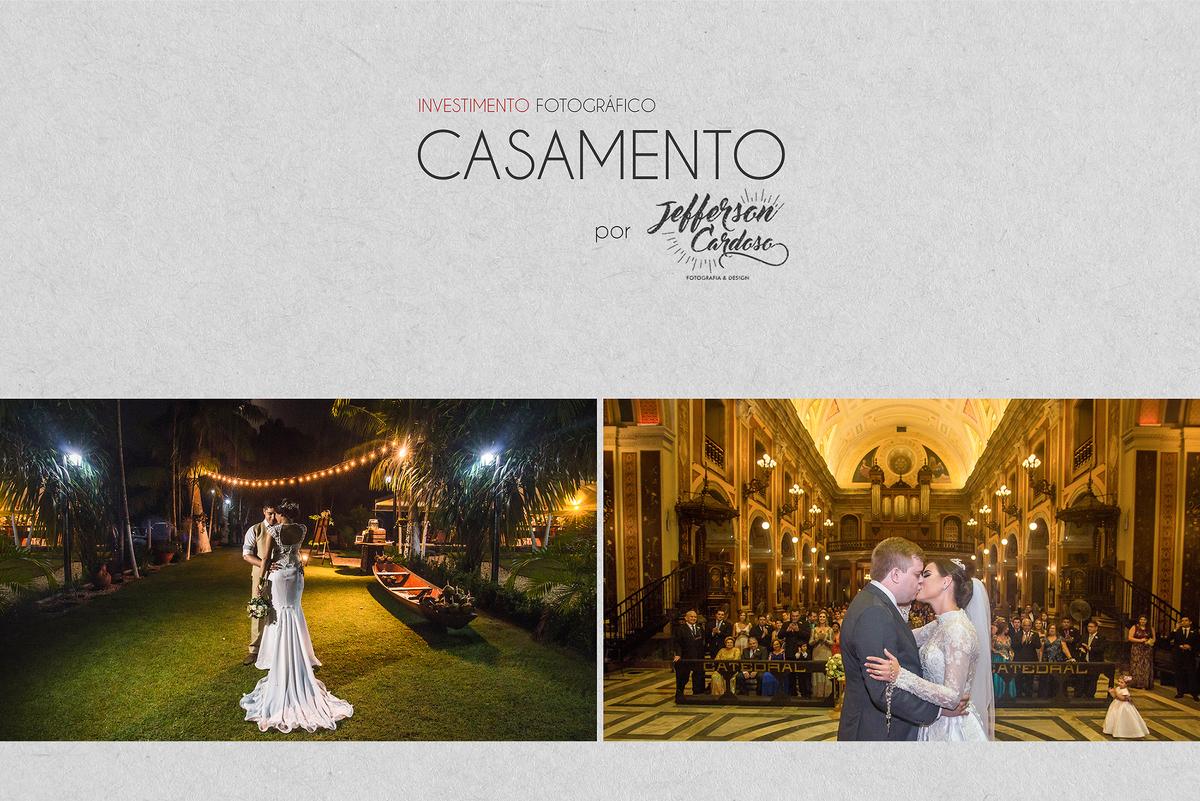 Imagem capa - INVESTIMENTO DE UM SONHO - CASAMENTO 2021 por Jefferson Cardoso