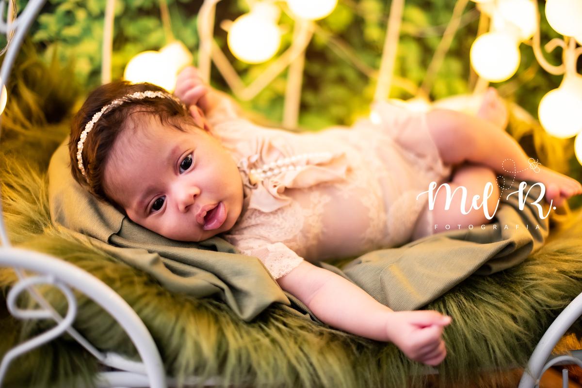 Imagem capa - Opções de fotos mêsversário / acompanhamento mensal meninas por Mel Ribeiro