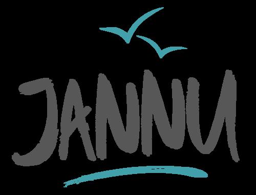 Logotipo de Jannu