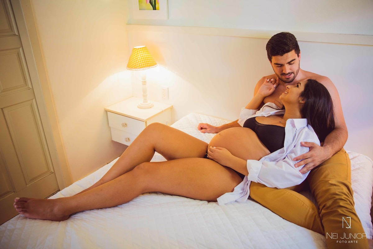 Foto de Fernanda e Diego
