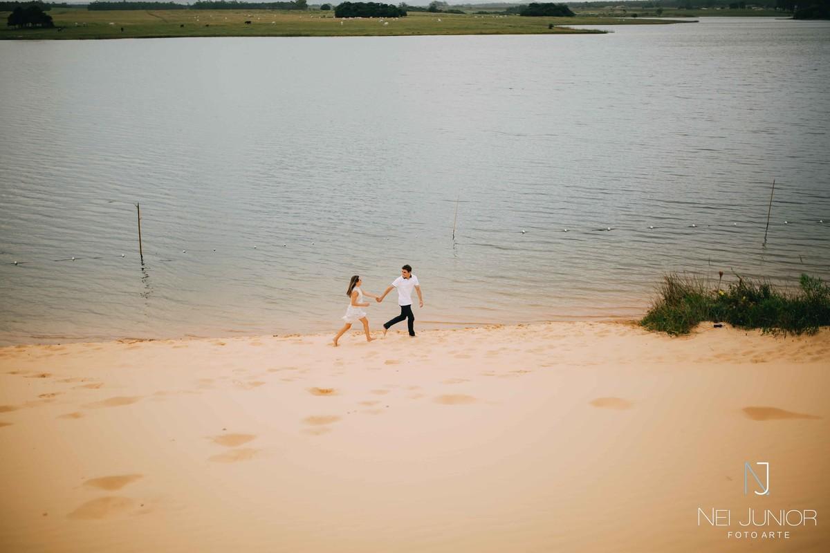 Foto de Rodolfo e Sabrina