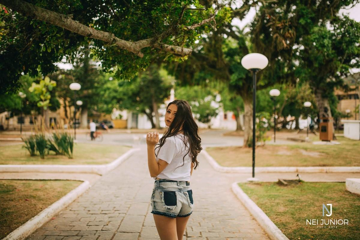 Foto de Camilla Teixeira - sessão 18 anos