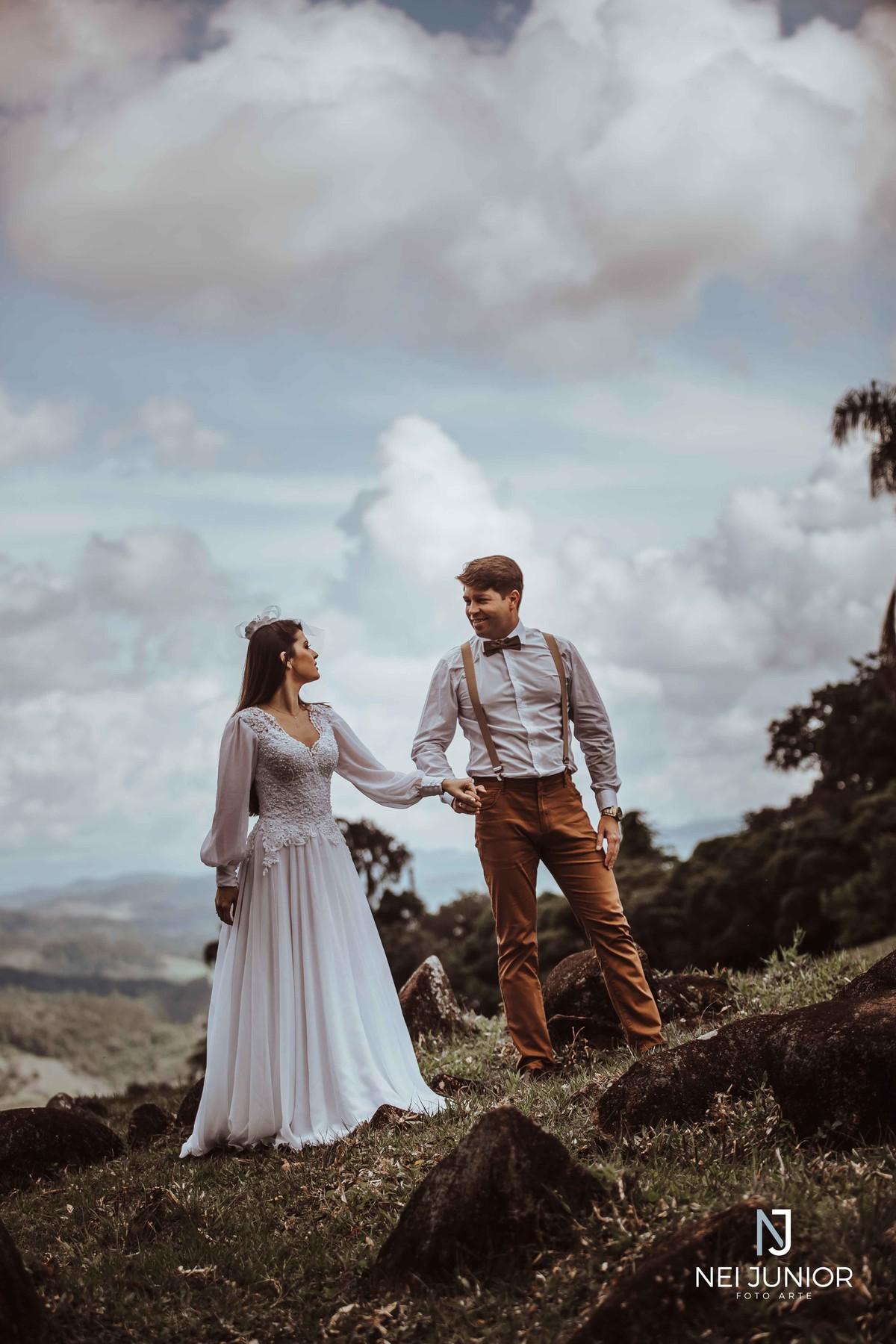 Foto de Gabriel e Débora