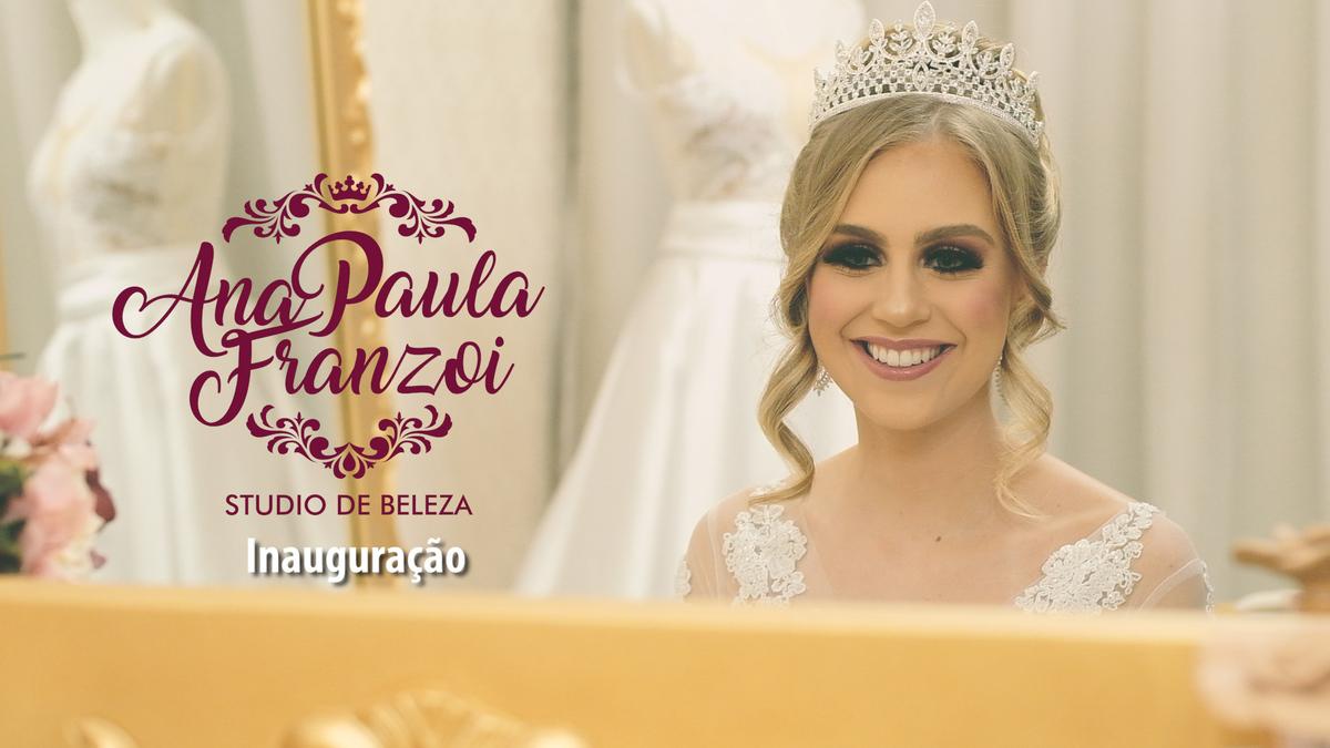 Imagem capa - Ana Paula Franzoi inaugura seu espaço de Noivas.  por Studio16 Fotografia