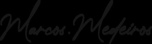 Logotipo de Marcos Medeiros