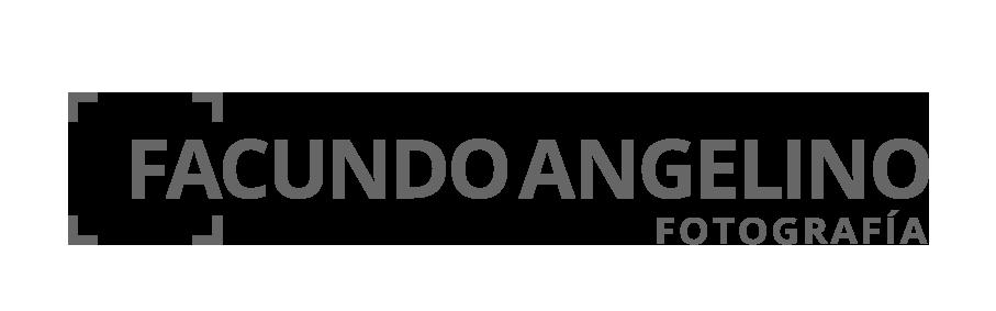 Logotipo de Facundo Angelino Fotografía