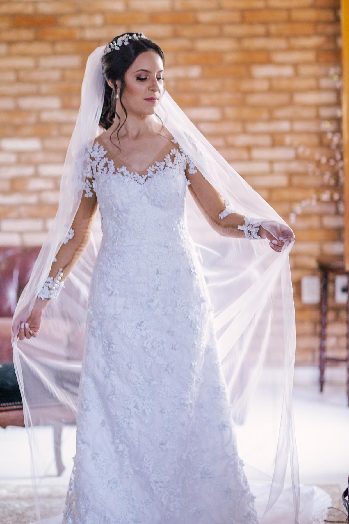 casamento campo itatiba valinhos noiva no making of
