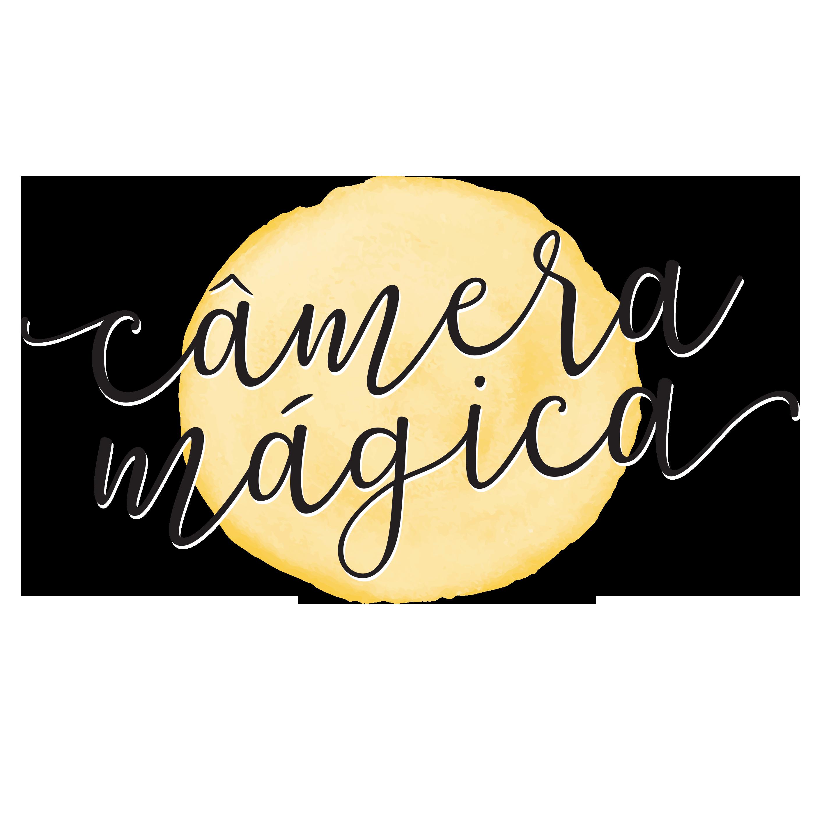 Logotipo de Câmera Mágica