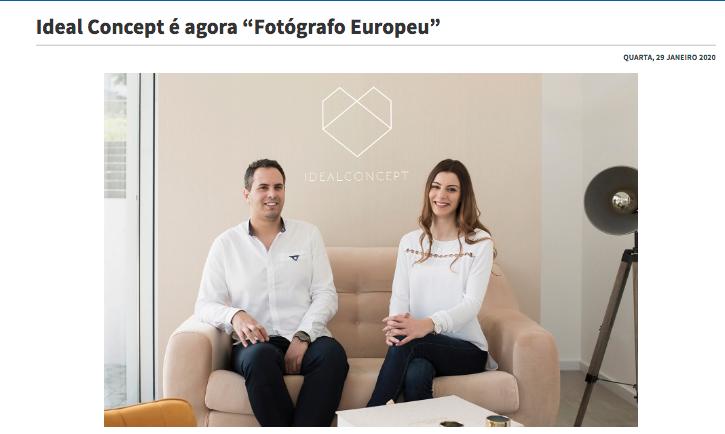 Imagem capa - Destaque no diário de Coimbra por Idealconcept ®