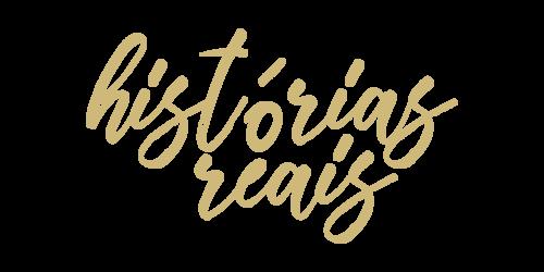 Logotipo de Histórias Reais