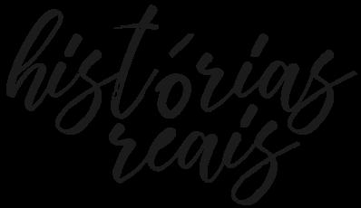 Logotipo de HR - Histórias Reais