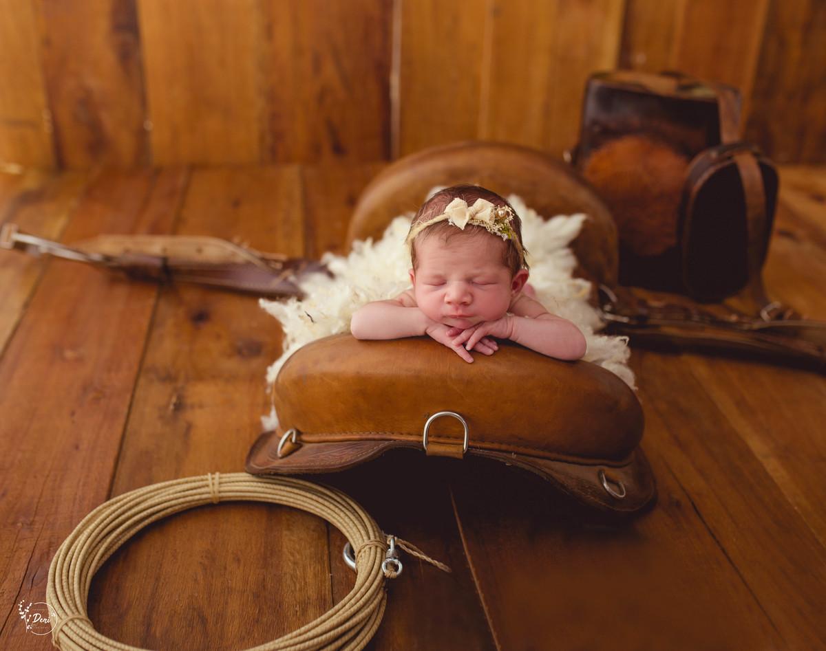 Imagem capa - Newborn Vitória - 9 dias por Estúdio Deni