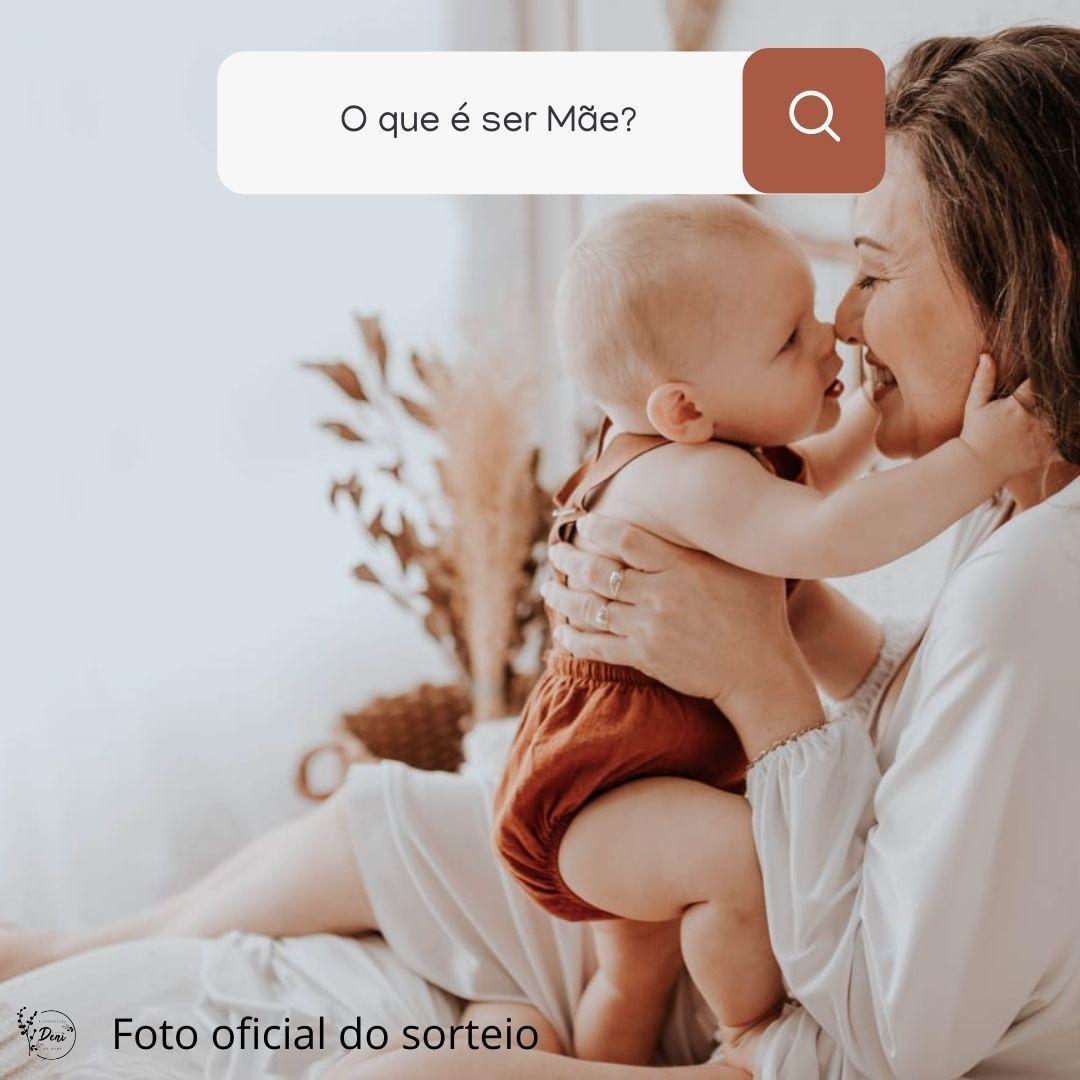 Imagem capa - O que é ser Mãe? por Estúdio Deni