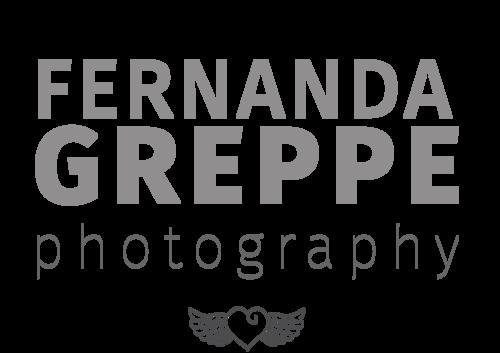 Logotipo de Estúdio Fernanda Greppe Photography