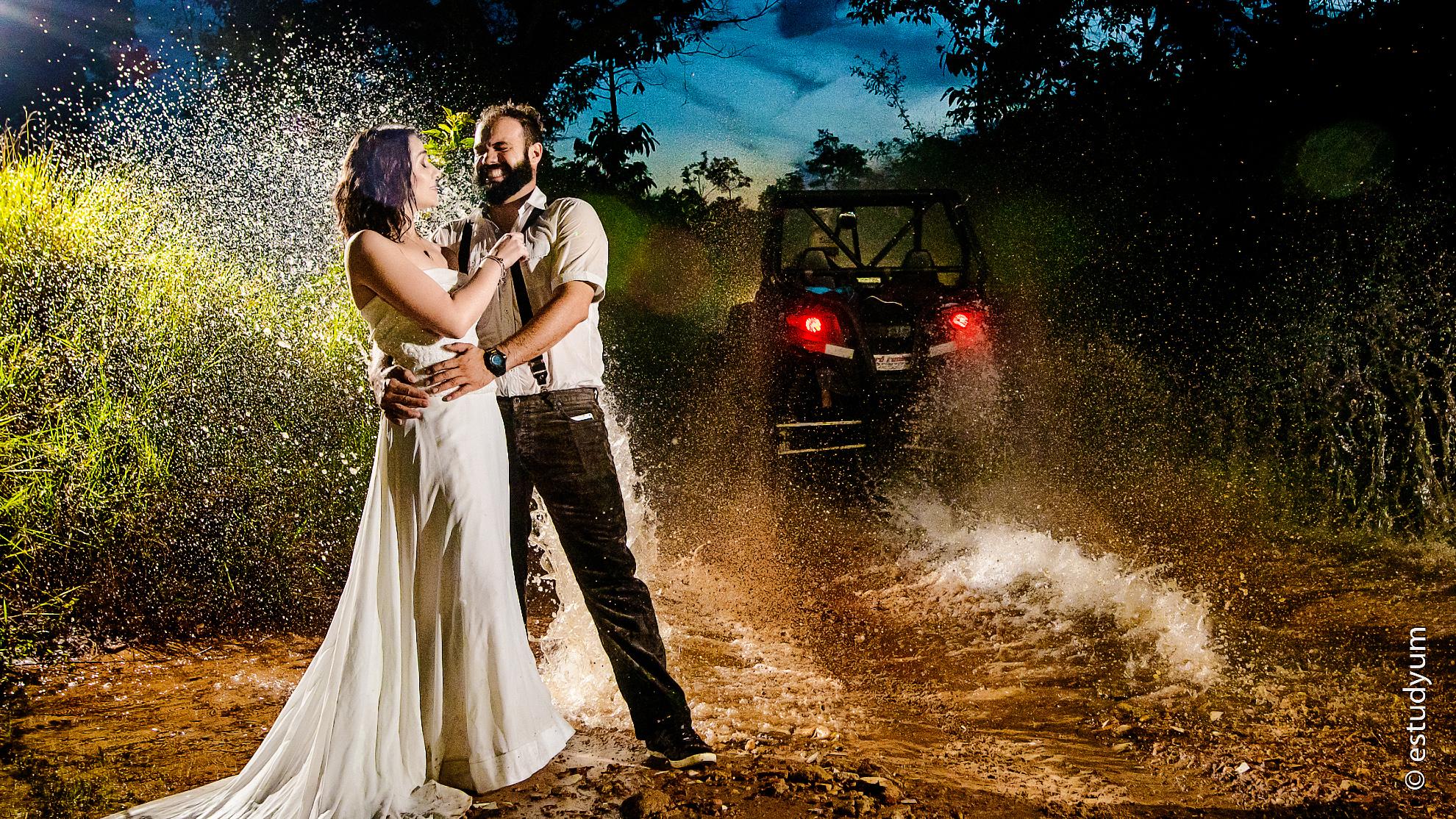 Imagem capa - Ensaio Romântico para o Casamento de Lara e Wander por Flavio Guilherme Pena Monteiro
