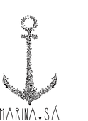 Logotipo de Marina Sá