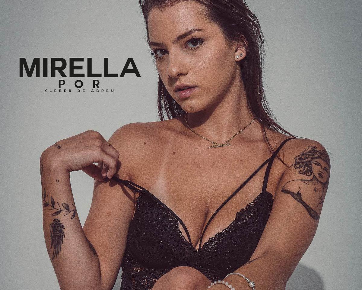 Imagem capa - Ensaio Mirella por KLEBER DE ABREU