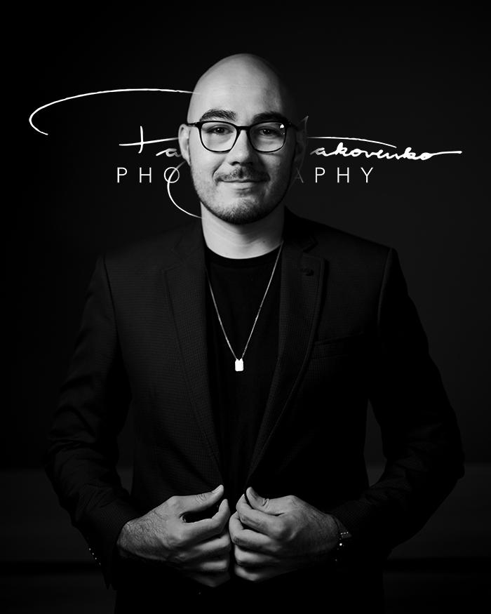 Sobre Pavlo Yakovenko Fotografia