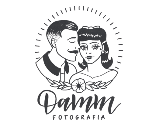 Logotipo de Damm Fotografia