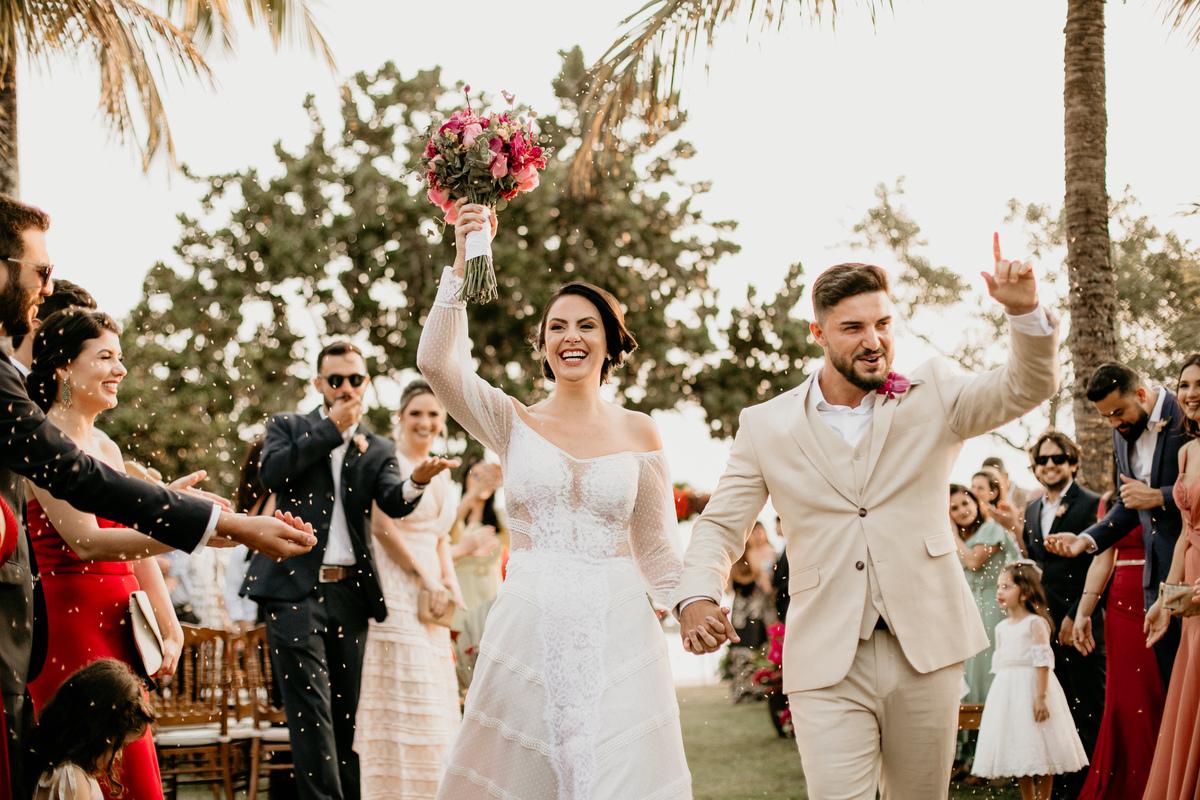 Imagem capa - Dicas - Casamento ao dia: Ar livre por Damm Fotografia